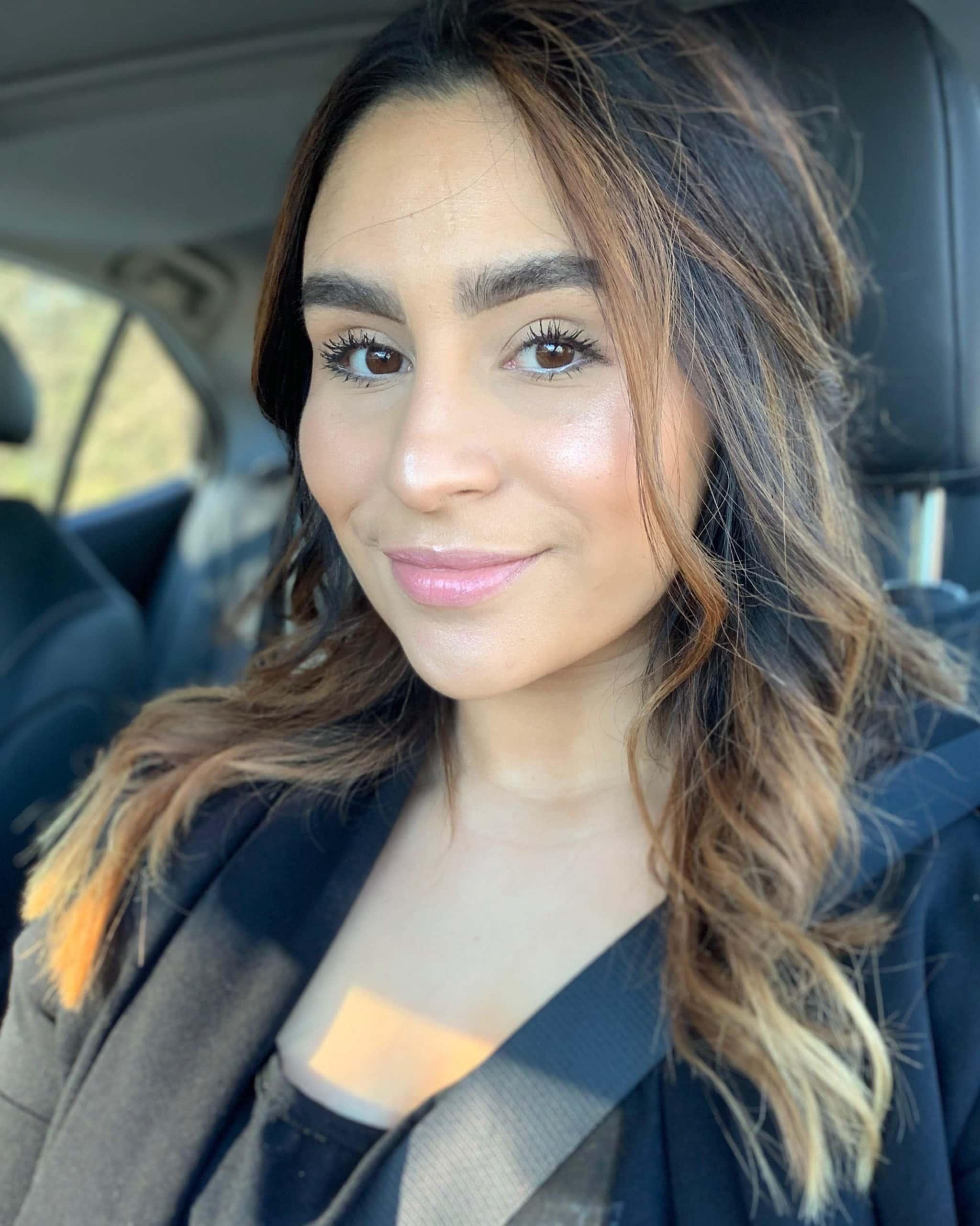 Client Selfie - Before Shot